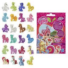 My Little Pony Blind Bag Wave 1 My Little Pony Blind Bag Box Wave 13 24 Packs Tesla U0027s Toys