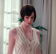 hairstyles inspired by the great gatsby she said united the great gatsby the wardrobe feather factor