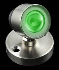 Green Flood Light Brilliant Avalon Twin Sensor Security Light 100684 20 Bunnings