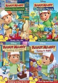 handy manny dvd dvds u0026 blu ray discs ebay