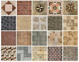 Ceramic Tile Floors In Kitchens Kitchen Floor Tile Designs Ideas - Bathroom floor tiles design