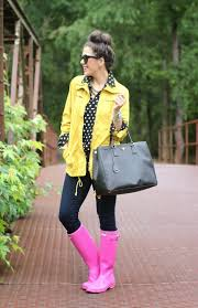 look good when heading out with these fashion tips how to wear rain boots 19 for puddle jumping more com