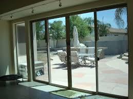 modern sliding glass doors decorations enchanting modern sliding glass door with metal