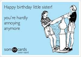 Happy Birthday Sister Meme - sister birthday meme 14 wishmeme