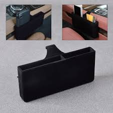 dwcx new car auto seat storage box container holder fit for bmw 7