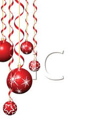 royalty free clip image ornaments hanging on