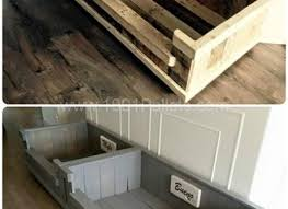 The 25 Best Diy Pallet by Diy Pallet Dog Bed Furniture Pallets Design Ideas Amazing Diy Dog