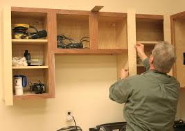 Diy Cabinet Refinishing Learn How To Reface Cabinets With Peel U0026 Stick Veneers Walzcraft