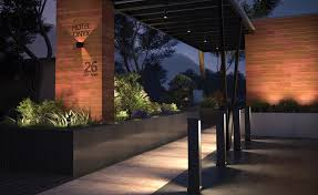 Bollard Landscape Lighting Syntra Outdoor Bollard Details Tech Lighting