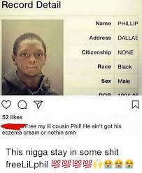 Black Sex Memes - record detail name phillip address dallas citizenship none race