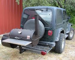 Jeep Bbq Tailgate Pit Barbecue On Jeep Welding Projects
