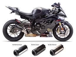 bmw hp4 black two brothers v a l e m2 black series slip on exhaust systems bmw