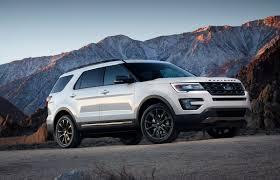 Ford Explorer Upgrades - 2017 ford explorer xlt horsepower online