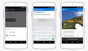 dropbox app for android new on android pdf viewer and in document search dropbox