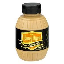 plochman s mustard plochman s honey dijon mustard 11 0 oz walmart