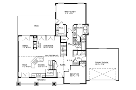 Basic Duplex Floor Plans Craftsman Style House Plan 2 Beds 2 00 Baths 1537 Sq Ft Plan