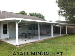 Aluminum Porch Awning Patio Aluminum Patio Awnings Home Interior Decorating Ideas