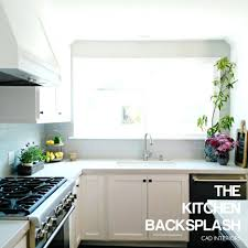 inspiring blue glass tile kitchen backsplash peel a pics for