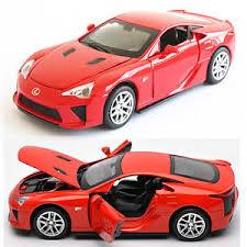 lexus lfa model car lexus lfa 1 32 alloy diecast model car collection pullback