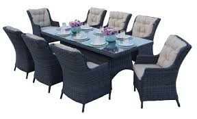 9 Pc Dining Room Sets Darlee Valencia 9 Piece Dining Set With Cushions U0026 Reviews Wayfair