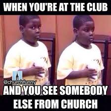 Praise Dance Meme - why feel ashamed now church funny