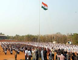 Indian National Flag Hoisting Mohan Bhagwat Hoist Tricolour At Kerala The New Indian Express