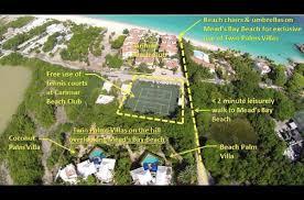 Anguilla Map Twin Palms Villas Anguilla Villa Rental Wheretostay