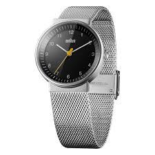 black mesh bracelet images Braun ladies bn0031 classic watch with mesh bracelet jpg