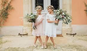 robe bebe mariage vêtement cérémonie fille et garçon robe tenue cortège