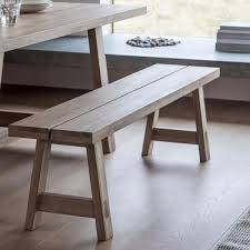 grey oak dining table and bench 97 dining table bench grey handmade painted cross leg dining