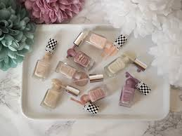 new season from barry m quick drying hardwearing shiny