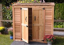 She Shed Kit Cedar Shed Kits For Sale U2013 Outdoor Living Today