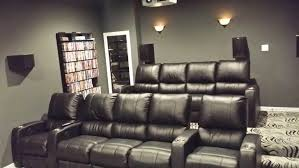 home theater recliners seatcraft cuddle seat theater this so