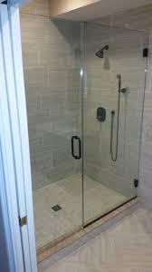 shower doors seashore glass and mirror