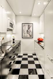 Designer Galley Kitchens Photo 3 Of 5 In After Sandy An Nyc Designer Rehabs His Ruined