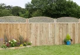 fence trellis topper home u0026 gardens geek