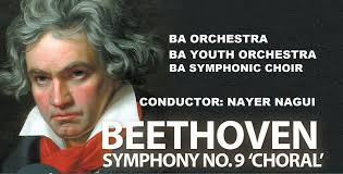 Beethoven Meme - beethoven s 9th symphony live at ba arts center egypt today