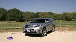 toyota jeep 2017 2017 toyota highlander overview cars com
