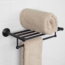 Bathroom Towel Holder Bath Towel Holder Signature Hardware