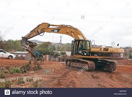 caterpillar excavator stock photos u0026 caterpillar excavator stock