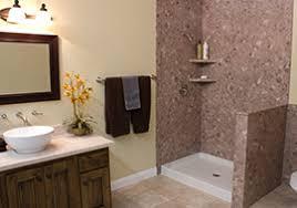 One Piece Bathtub Wall Surround Decorative Stone Marble Or Granite Pattern Tub U0026 Shower Wall