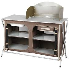Oztrail Camp Kitchen Deluxe With Sink BIG W - Oztrail camp kitchen deluxe with sink