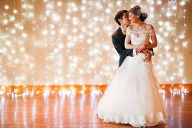 wedding backdrop led make your big day even more unforgettable with these magical