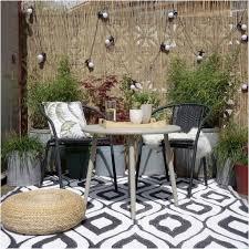 Couchtisch Weiss Design Ideen Bild Outdoor Teppich Schwarz Weiß Design Schwarz Stuhl Lapazca