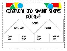 Similar And Congruent Figures Worksheet 29 Best Maths Similar Congruent Figures Images On