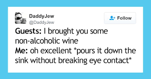 Funniest Thanksgiving Tweets 15 Of The Funniest Tweets About Alcohol Ever Bored Panda