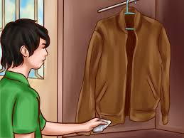 how to care for a leather jacket with pictures wikihow