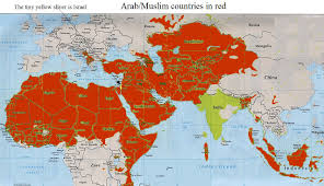 Map Of Israel And Middle East by Countering The U0027shrinking Palestine Maps U0027 Lie
