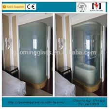 Smart Glass Shower Door Pdlc Glass Smart Glass Shower Door View Smart Glass Shower