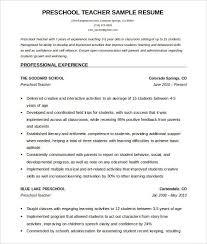 Unique Resumes Templates Free Free Teacher Resume Template Unique Resume Teacher Templates We